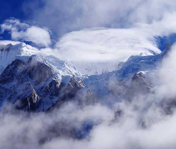 восьмитысячник Манаслу (Manaslu, 8156 м)