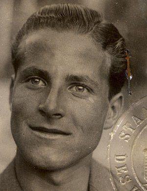 Норман Диренфурт (Norman Dyhrenfurth) в юности