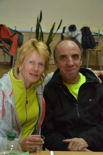 Татьяна и Сергей Кривошеевы