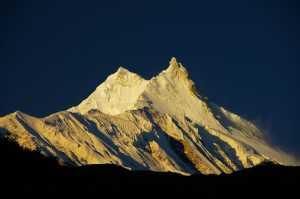 Условия Эвереста теперь и на Манаслу