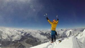 Впервые пройдена четвертая по высоте непокоренная вершина мира: Нангпаи Госум II (Nangpai Gousum II)