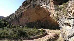 Находка археологов может поставить под запрет скалолазание в одном из самых популярных в мире регионов Испании Санта Линья