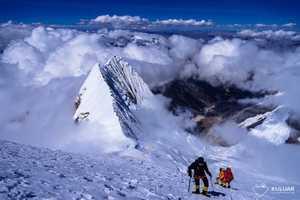 Гора духа. Впервые на 8000 метров