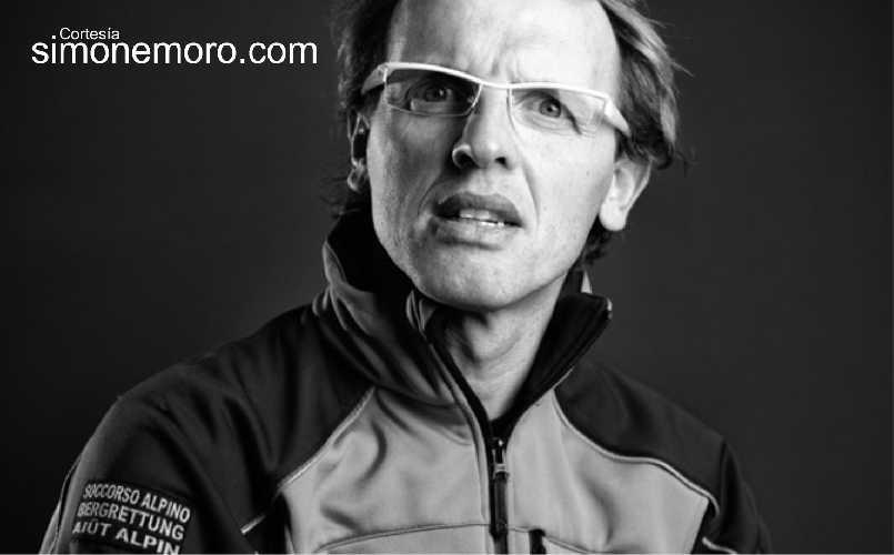 Симоне Моро (Simone Moro)