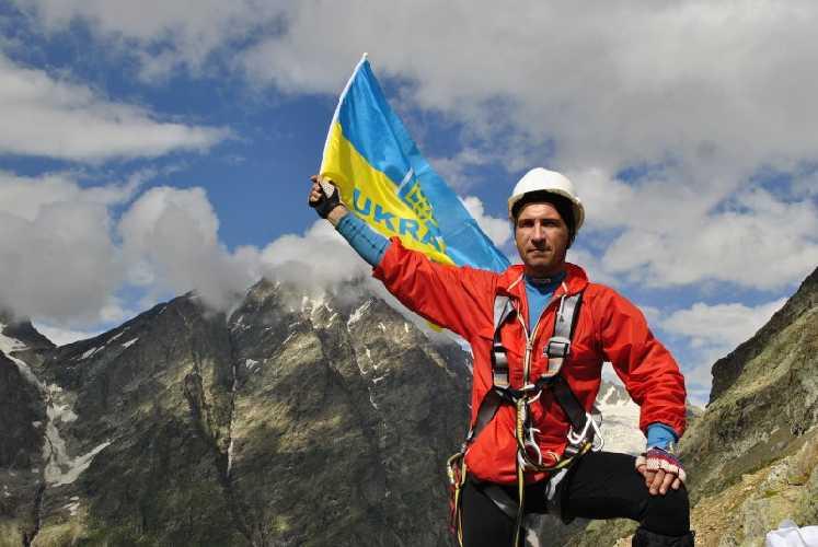 Черновицкие альпинисты на Кавказе. Фото http://ru.molbuk.ua/