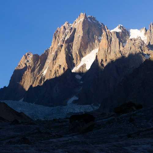 гора Арджуна (Mount Arjuna) в регионе Киштвар в Индийских Гималаях.