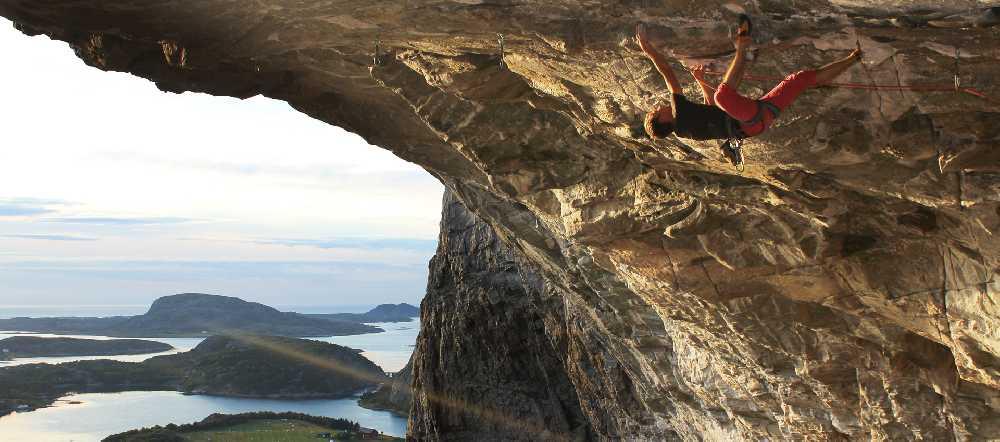 Флатанжер. Фото www.climbflatanger.com/