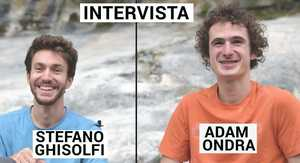 Челлендж чемпионов: Адам Ондра и Штефано Гизольфи на одном проекте в Арко