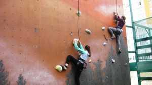 В Нетешине пройдут Всеукраинские соревнования по скалолазанию среди молодежи