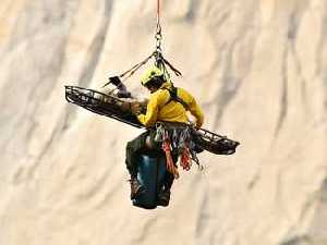 Спасательная операция на Эль-Капитане: знаменитая альпинистка Квин Бретт получила серьёзные травмы после падения на 30 метров