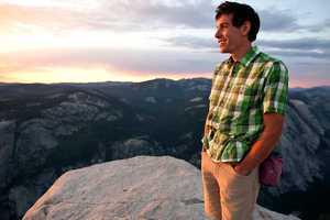 Алекс Хоннольд:  Дома, вдали от скал