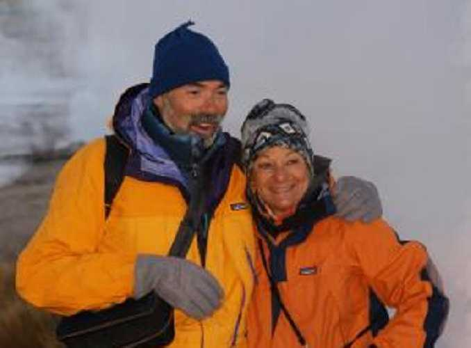 Вальтер Торелли с женой. Фото La Stampa Cuneo