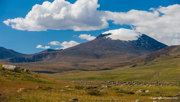 Отгон-Тэнгэр (4008 м)