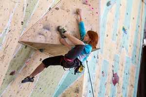 Во Львове пройдет открытый чемпионат области по скалолазанию