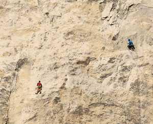 Ветераны скалолазания Роб Миллер и Роби Рудольф открыли на Эль-Капитане новый маршрут