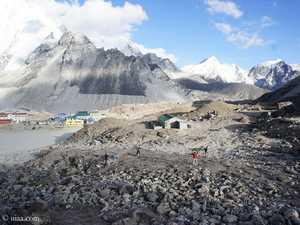 Биогаз для Эвереста