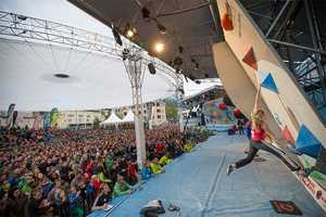 Скалолазный проект для Киева: «Kyiv Extreme Fest»