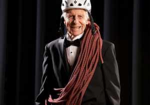 В возрасте 94 лет умер легендарный американский альпинист Фред Бэки (Fred Beckey)