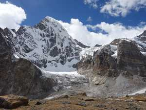 Французские альпинисты совершили второе в истории восхождение на вершину горы Пандра в Гималаях по новому маршруту