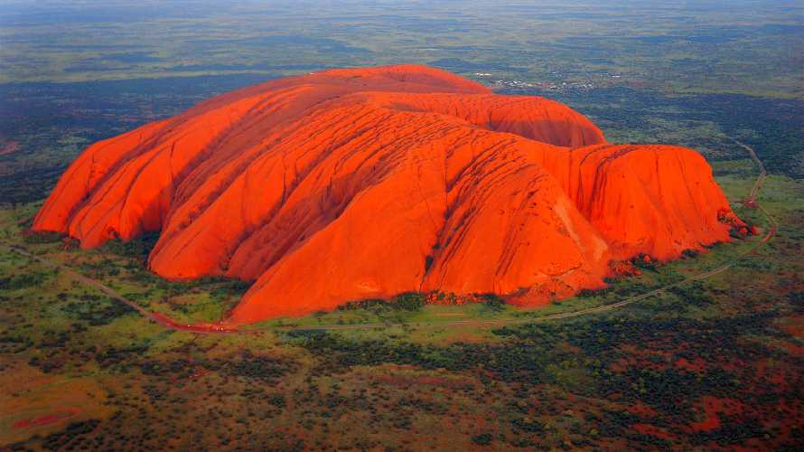 Улуру, Австралия (Uluru)