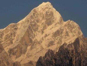Итальянские альпинисты открыли новый маршрут на вершину китайской горы Эдгар