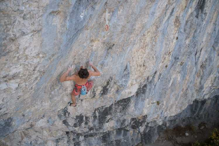 Батист Дербили (Baptiste Dherbilly). Фото fanatic-climbing.com/