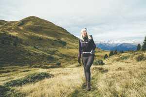 Альпинистка из Швеции планирует установить рекорд, пройдя высочайшие вершины европейских стран за 1 год