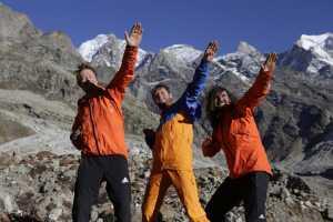 Впервые пройдена северо-западная стена горы Киштвар (6155 м) в Индийских Гималаях!