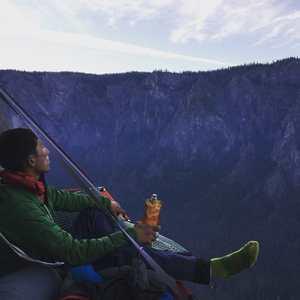 Японец Кейта Кураками стал пятым скалолазом в мире, кому удалось пройти Эль-Капитан свободным лазанием