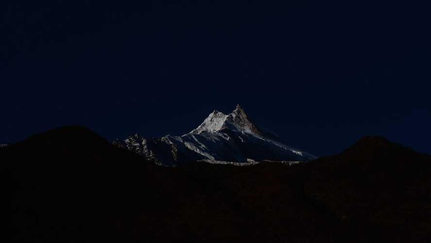 Манаслу (Manaslu, 8156 м). Фото Stephan Keck