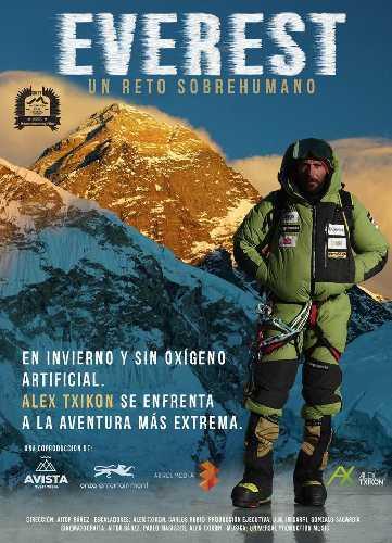 Алекс Тикон (Alex Txikon). Экспедиция на Эверест зимой 2017 года