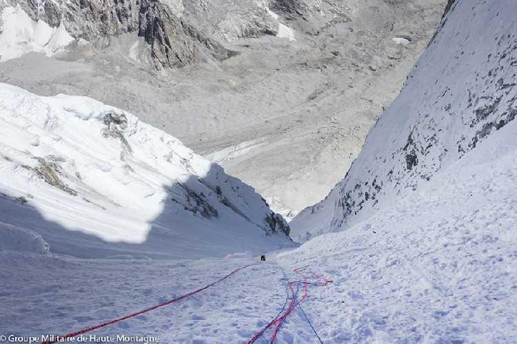 Фото Groupe militaire de haute montagne Chamoni