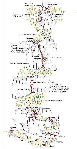 ЧИМА САТ 1246 м. — «Виа делле' Амичиция». Фото alpclub.de