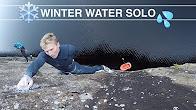 Скалолазание DWS над холодной водой