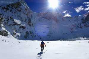 Ньянквентангла: фильм о первом восхождении на непокоренную Северную стену Тибетской горы