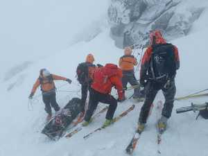 В Татрах погибли двое альпинистов из Чехии