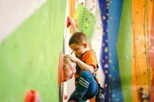 Junior Climbing Jam 2017 в Киеве. Как это было
