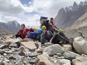 Пакистан. Восхождение на Гашербурум 2 Маши Коваль: Часть 4. В базовый лагерь