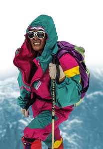 Стеклянный потолок Эвереста