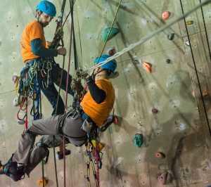В Киеве пройдет чемпионат города по технике альпинизма