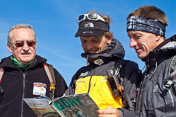 Три легенды зимних восьмитысячников: Кшиштоф Велицкий, Симоне Моро и Денис Урубко