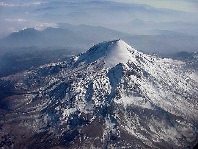 вулкан Орисаба (Pico de Orizaba), 5 636 м