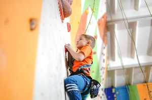 Junior Climbing Jam 2017. Фото Павел Векла