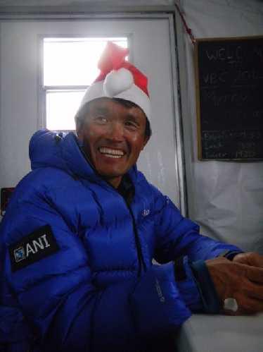 Лхакпа Гелу Шерпа (Lhakpa Gelu Sherpa)