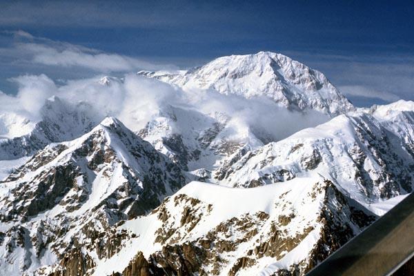Денали - высочайшая вершина Северной Америки. Фото ArleneBlum.com