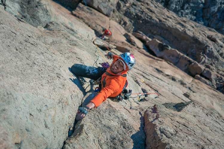 Экспедиция в Гренландию. Фото Andy Mann