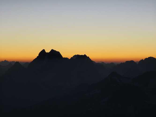 Ушба и Чатын – эпоха в истории альпинизма. Фото activelife.dp.ua