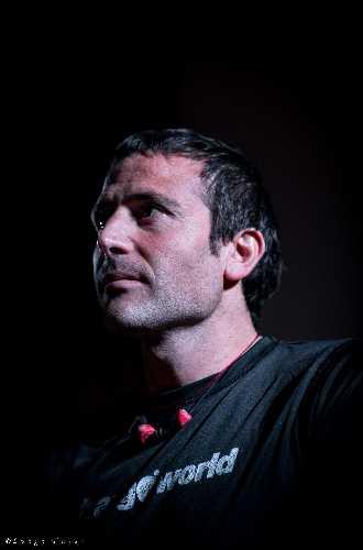 Алекс Тикон (Alex Txikon). Фото Luigi Tassi