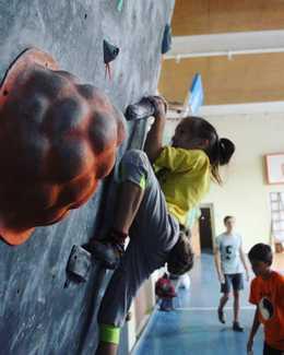 В Черновцах пройдет скалолазный фестиваль