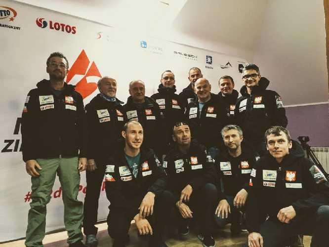 Национальная польская экспедиция к зимнему восьмитысячнику К2